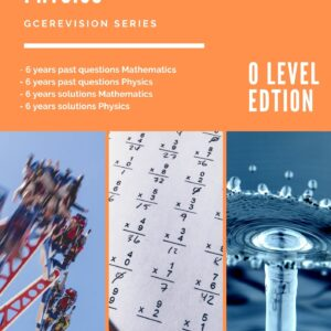 mathematics and physics o level